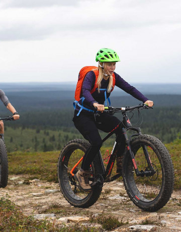Bike Park Package at Saariselkä Outdoor Resort