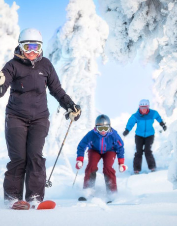 All-inclusive Alpine or Snowboarding experience